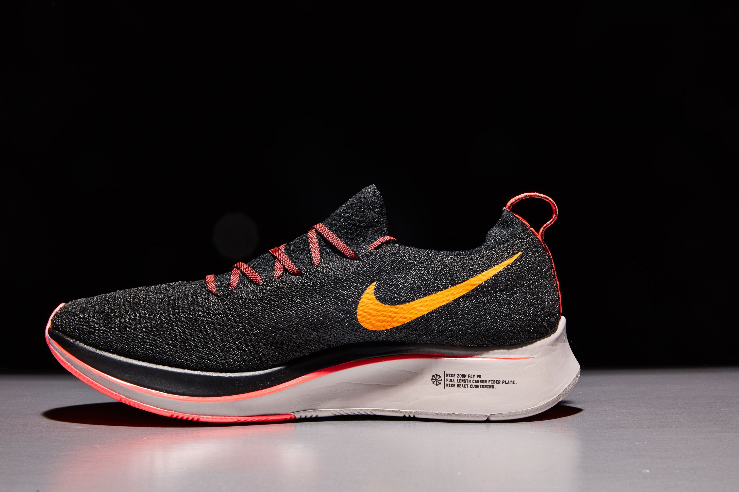 ba457611bcc7 Nike Zoom Fly Flyknit Review - Nike Running Shoes