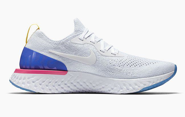 a2624863978338 Womens Nike Epic React Flyknit Running Shoes