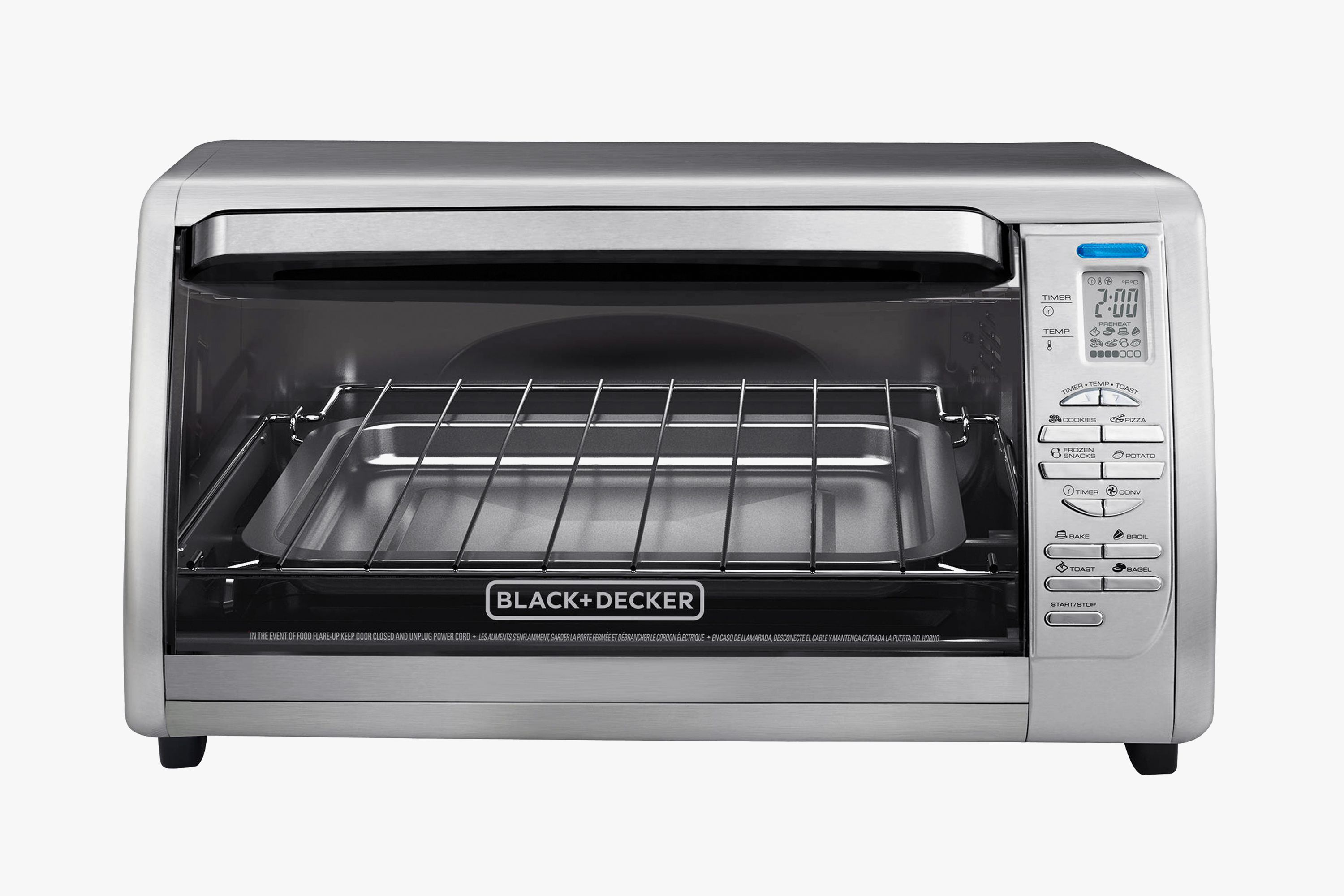 BLACK+DECKER Convection Toaster Oven