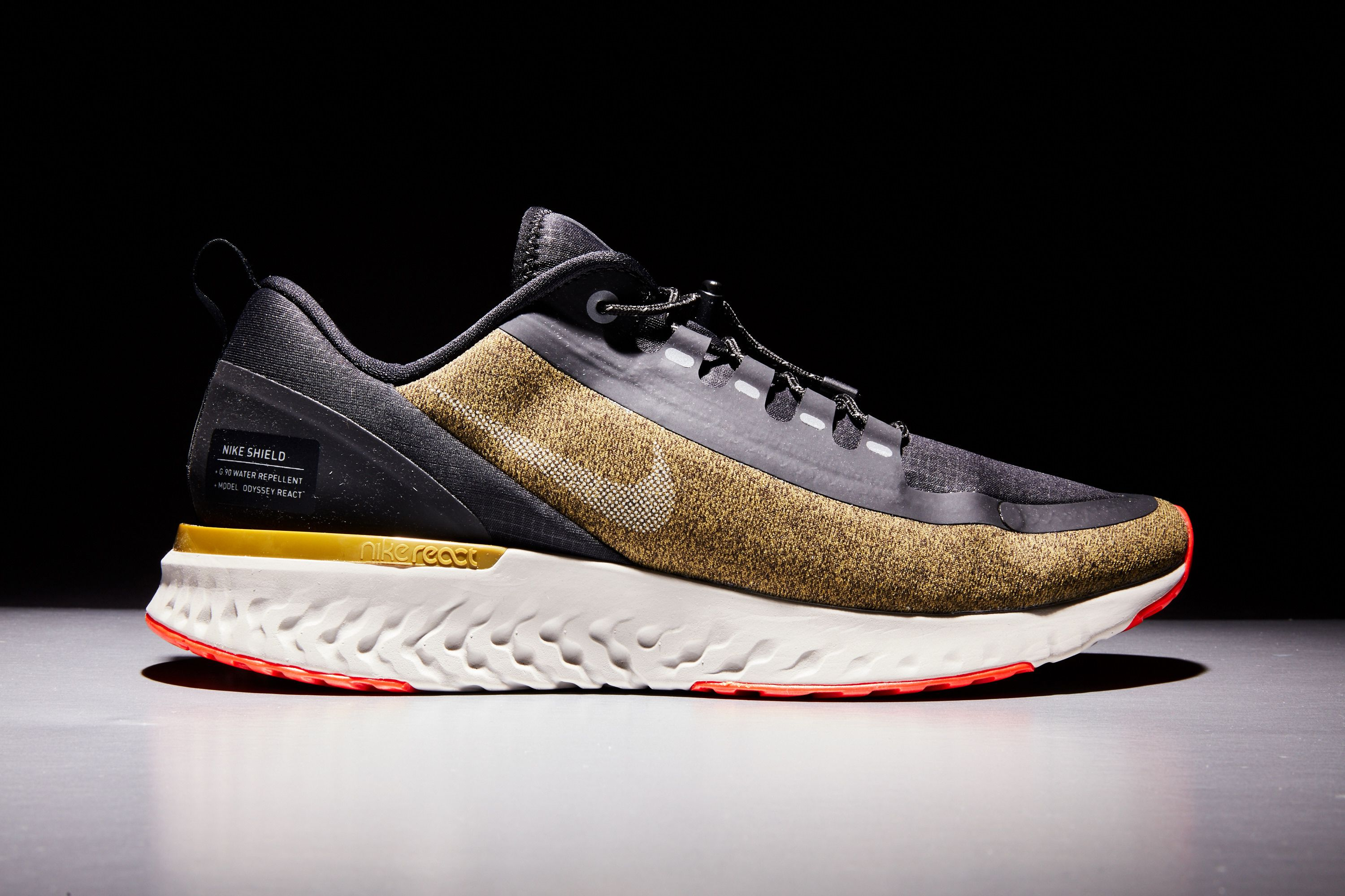 f1f29e3a6b0 Nike Odyssey React Shield Review 2019 - Waterproof Nikes