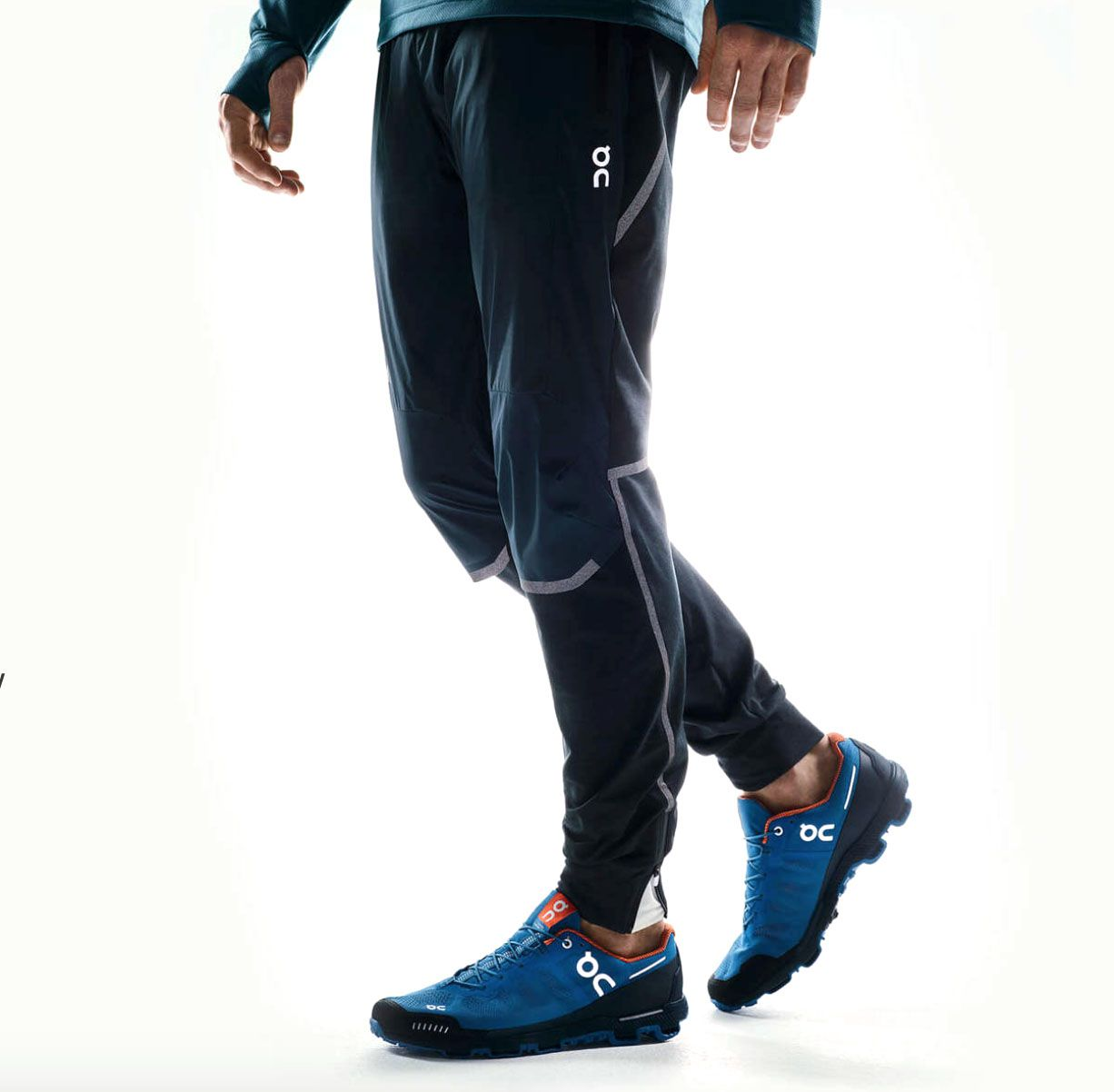 Sporting Goods Blue Making Things Convenient For The People Able Adidas Prime Workout Mens Joggers