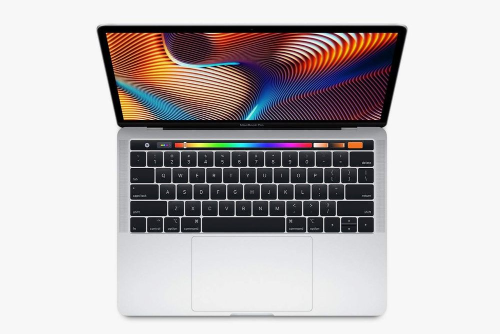 Apple MacBook Pro Laptop With Touch Bar