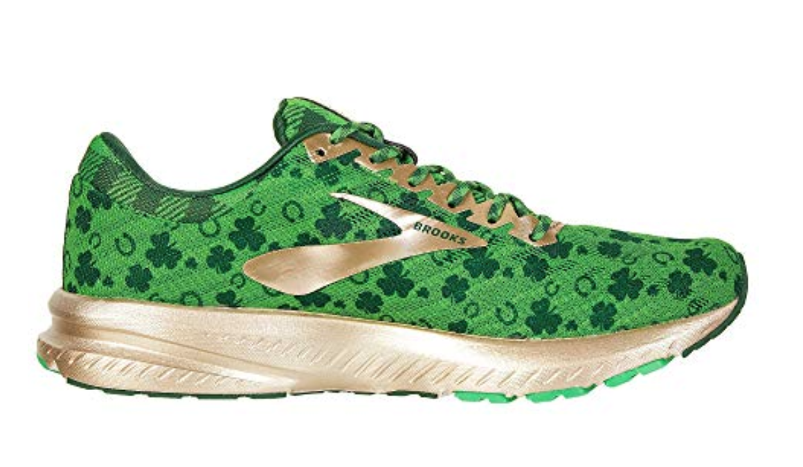 c8adb8617c9ed Brooks Shamrock Launch 6 - Limited Edition Running Shoes
