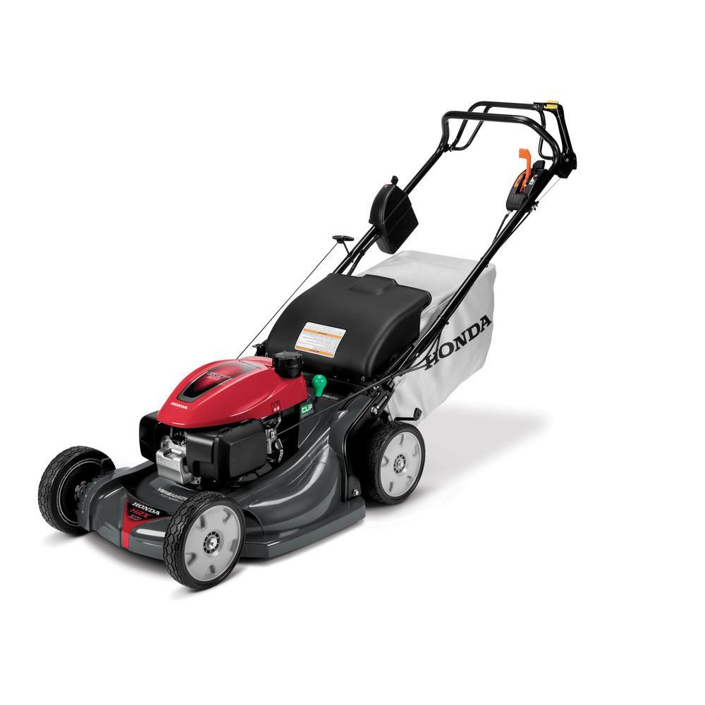 Stand Behind Lawn Mower >> Honda Hrx217hza