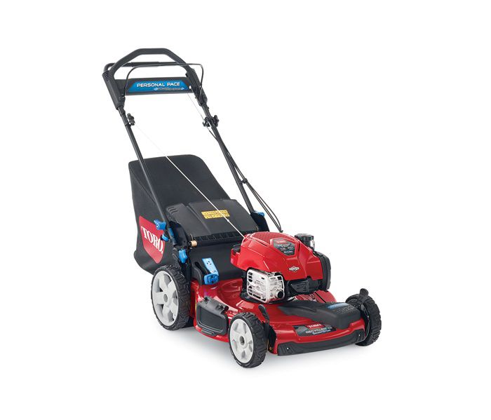 Stand Behind Lawn Mower >> Toro Personal Pace Power Reverse 20355