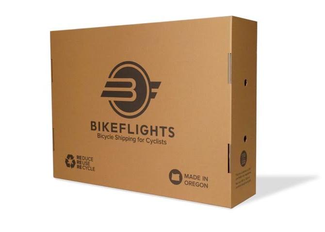 Bicycle Shipping Box Cardboard