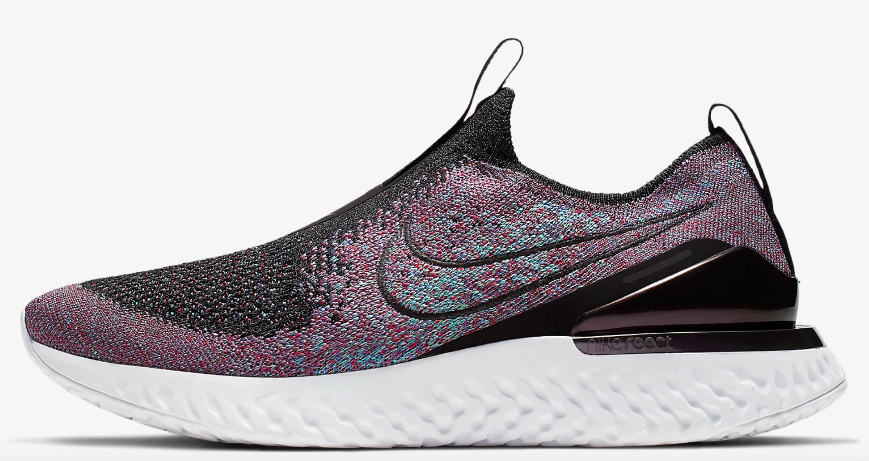 hot sale online 14458 0a3c7 Nike Epic Phantom React Flyknit   Nike Sneaker Releases