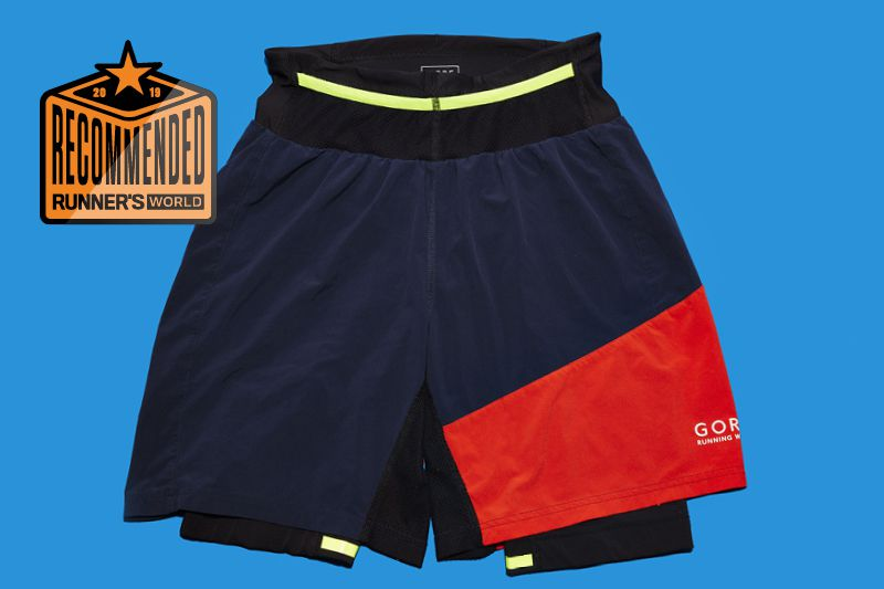 Men's R7 2in1 Shorts