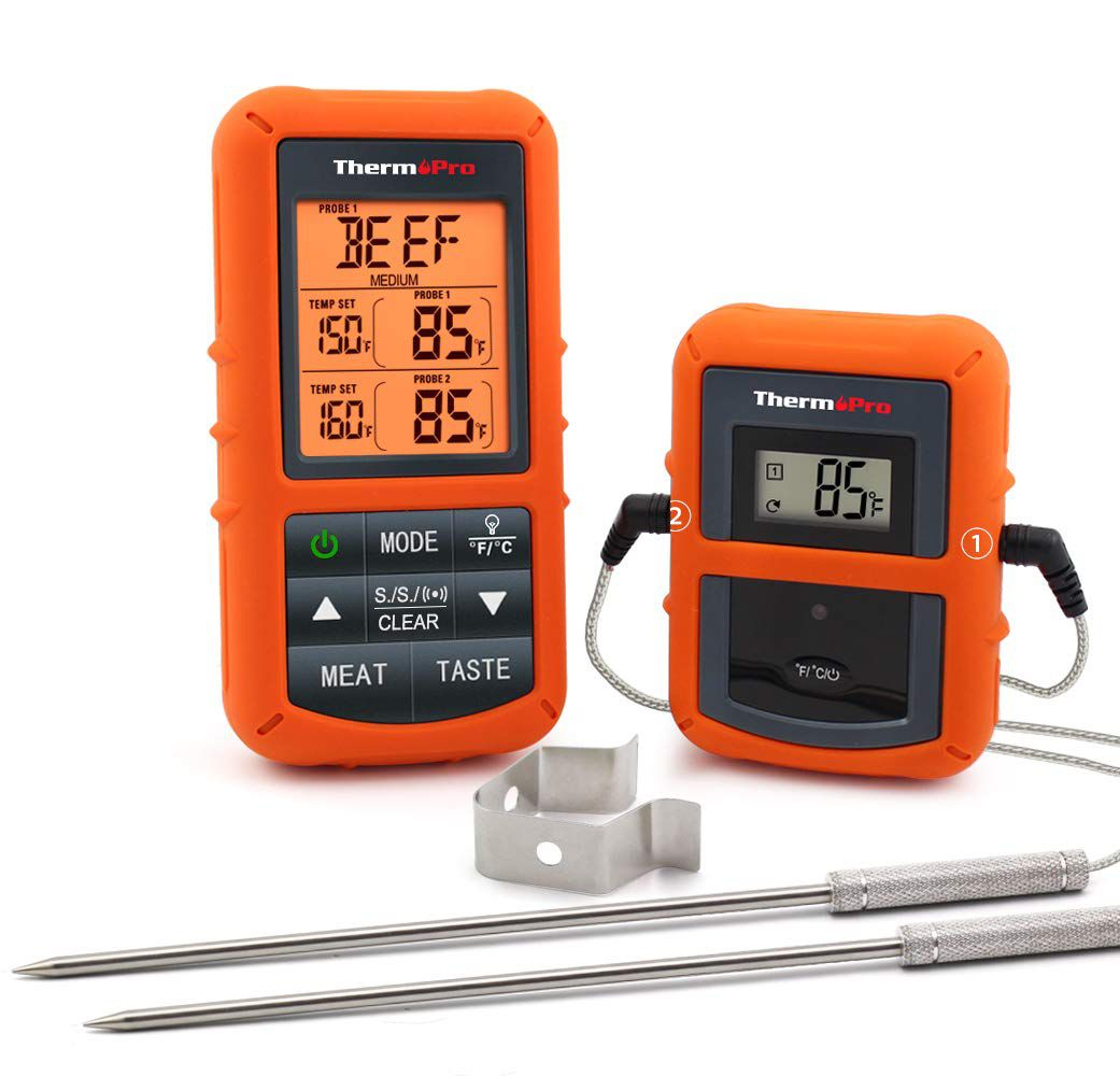 Wireless Remote Digital Thermometer