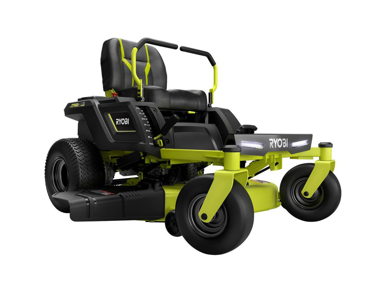 42 in  75 Ah Battery Electric Zero Turn Riding Mower