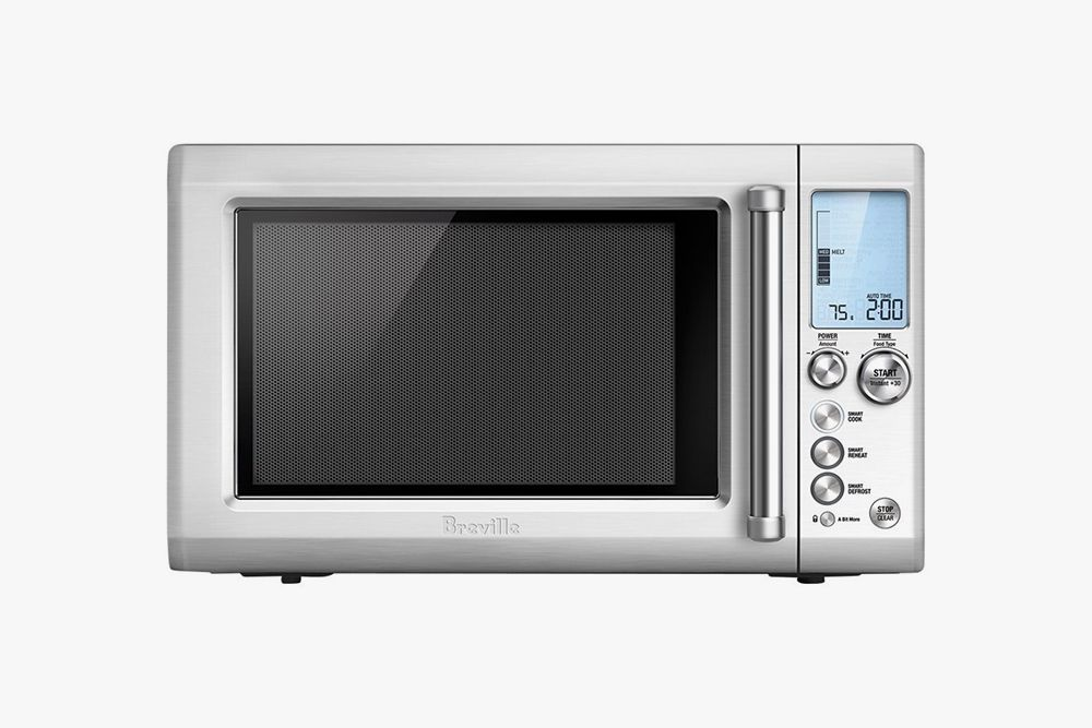 Breville Quick Touch Countertop Microwave