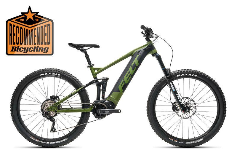 E Mountain Bike >> Redemption E 50