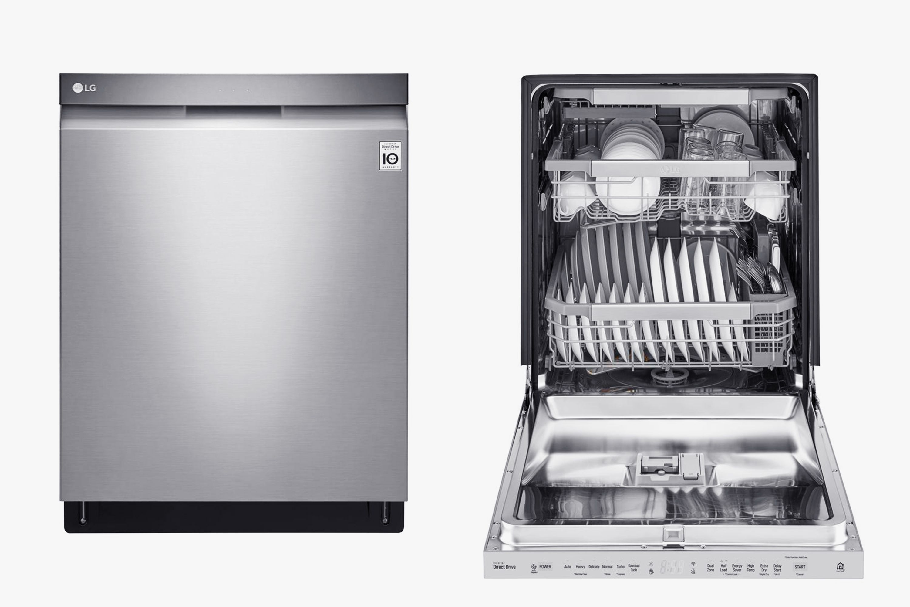 Miele Dishwasher Reviews >> 10 Best Dishwashers For 2019 Top Dishwasher Reviews