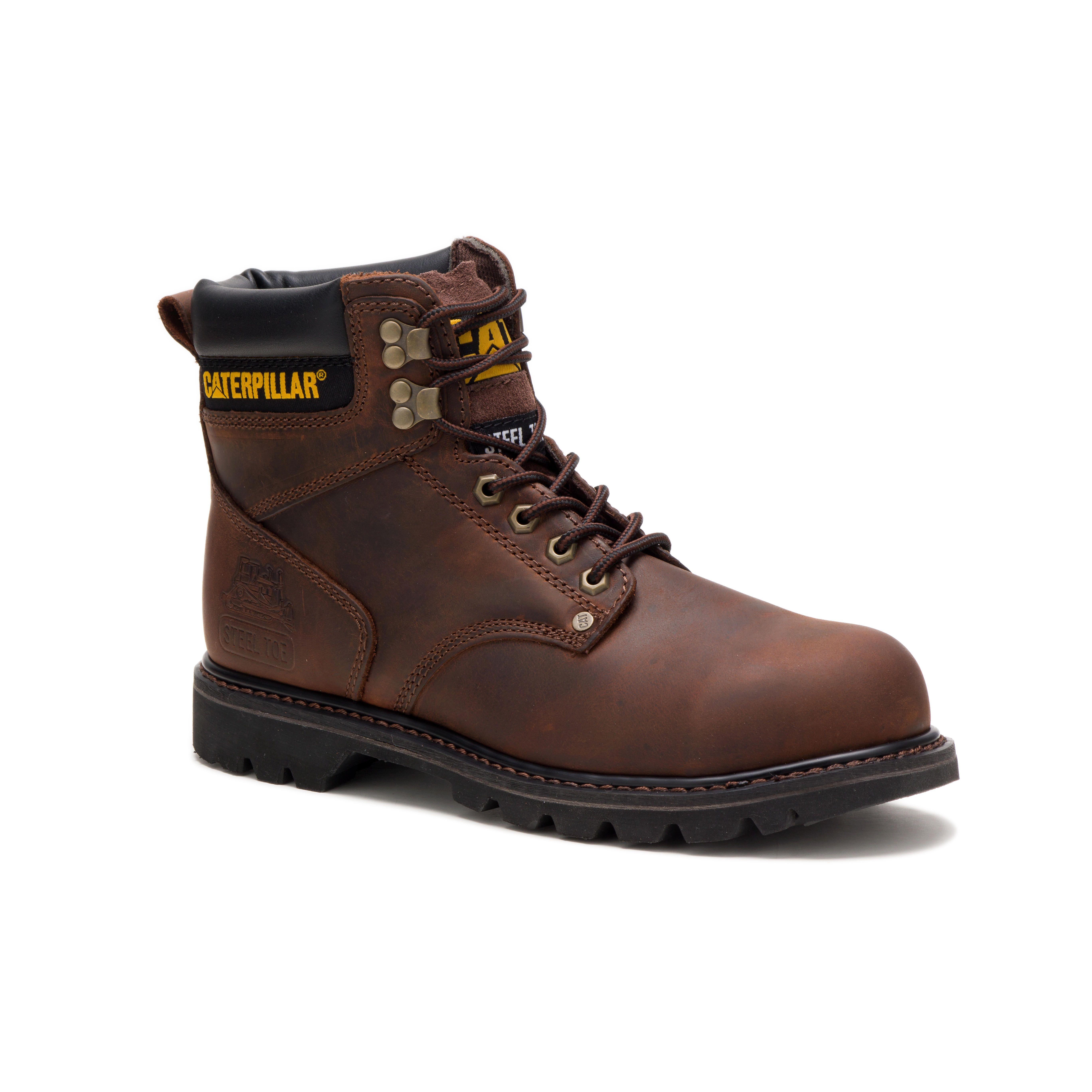 89ef6616c11 Second Shift Steel Toe Work Boot