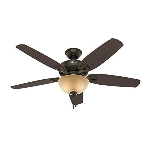 Best Ceiling Fans 2020.Builder Deluxe 53091 52 Inch Ceiling Fan