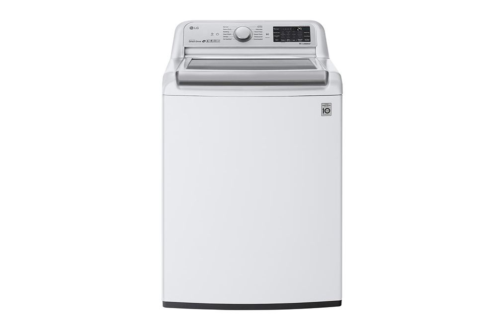 LG WT7800CW 5 5 cu  ft  Top Load Washing Machine