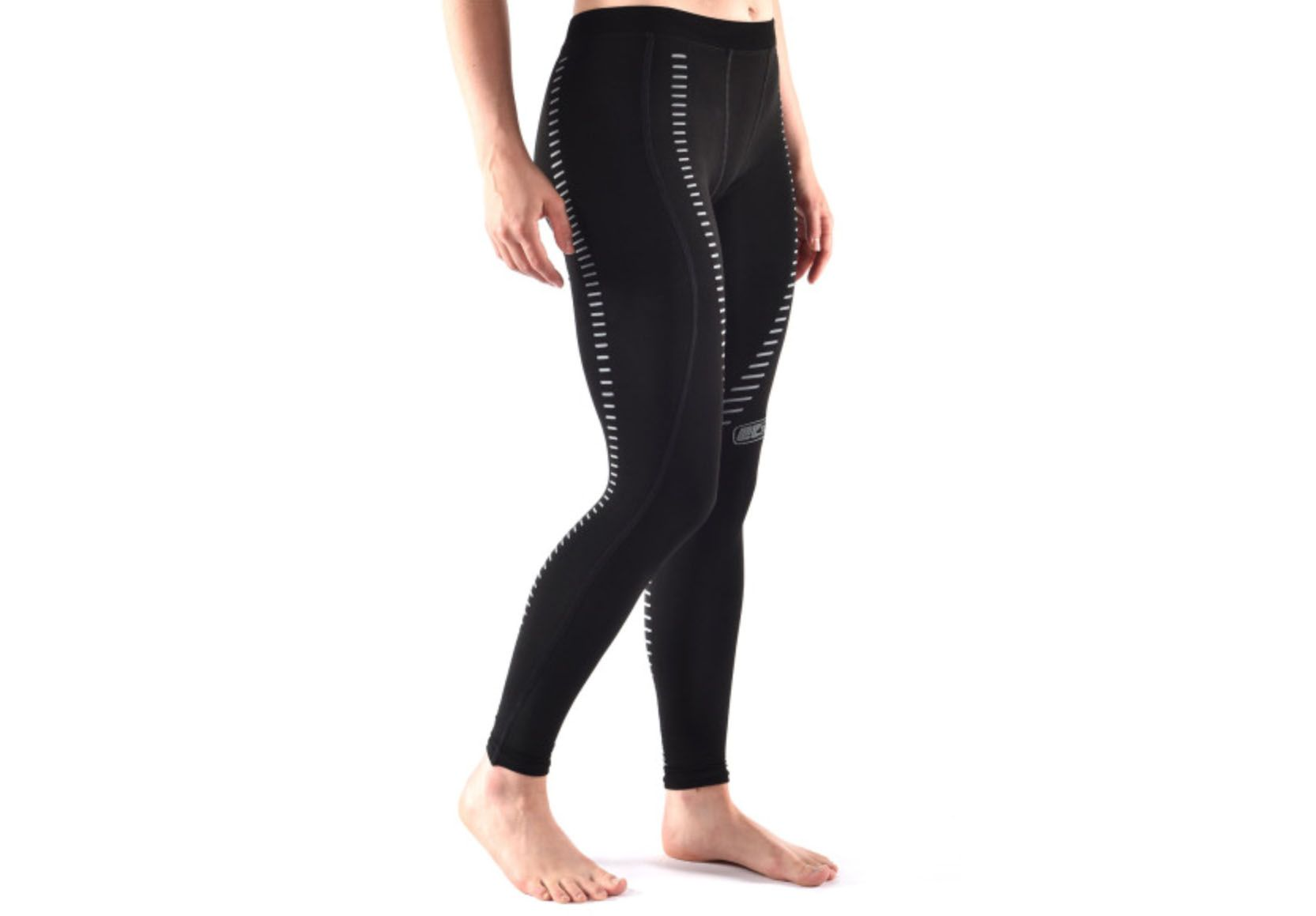 Men/'s Compression Leggings Fitness Gym Running Training Breathable Thermal Pants