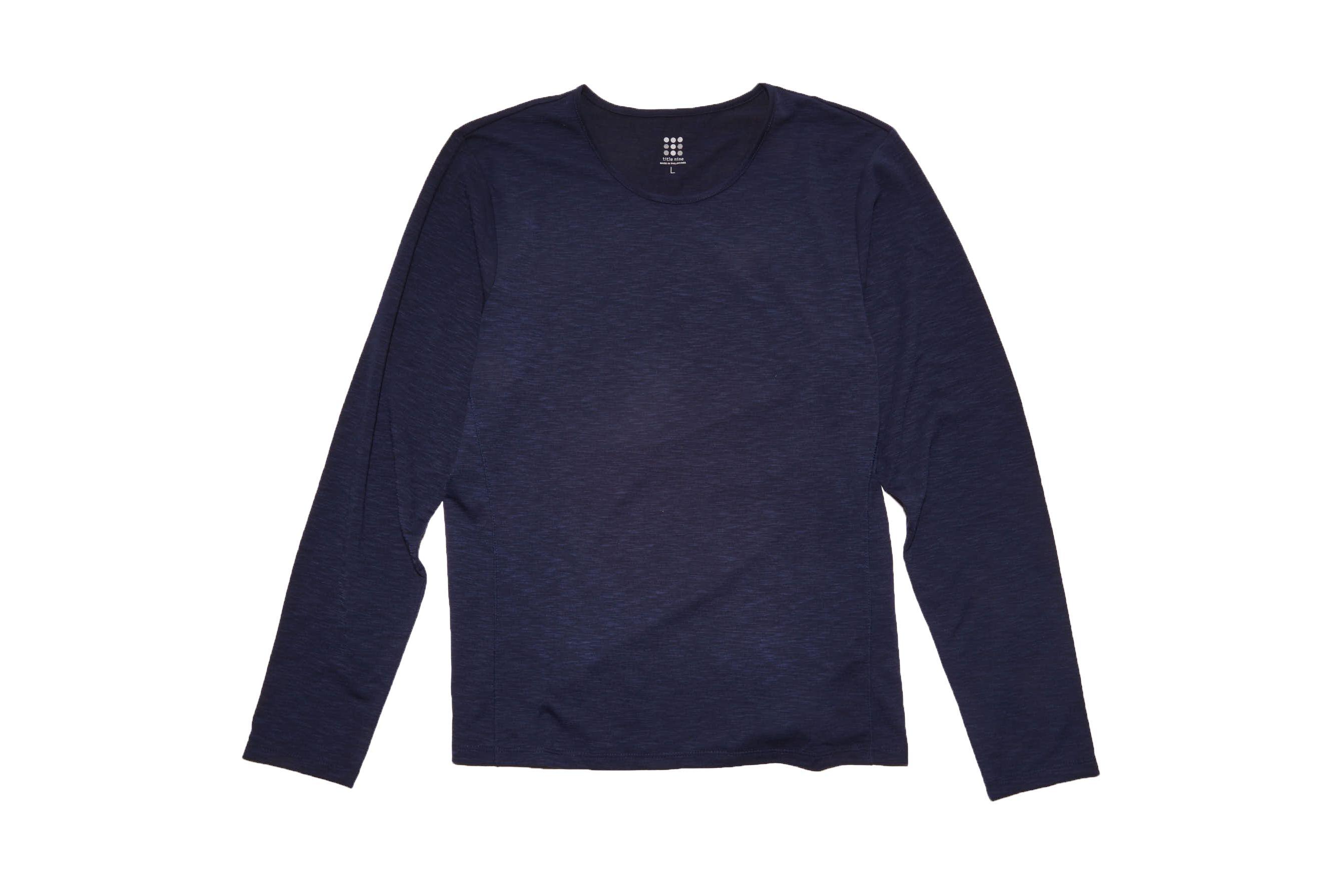 NEW Mens T Shirt Medium Wicking Athletic Silky Top Black Gray Workout Run Gym